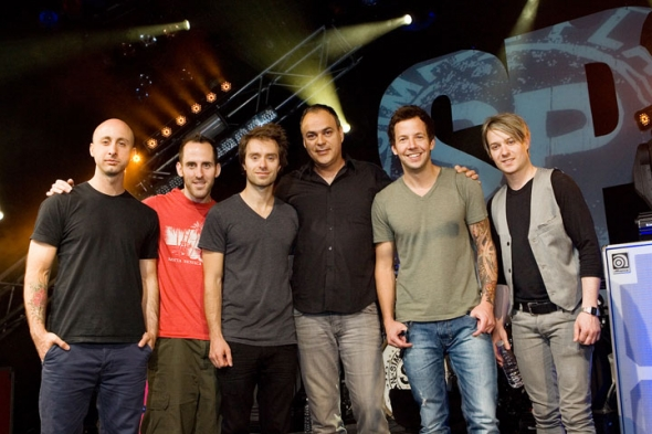 Simple plan foundation orchestrates youth benefit event for Simple plan foundation