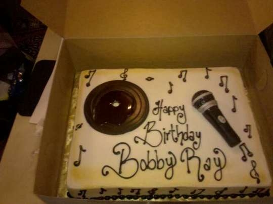 Happy Birthday BoB Leave A Comment BoB Official Blog - Happy birthday bob cake