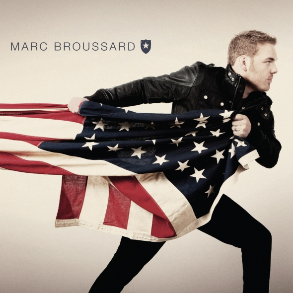New Marc Broussard Album In Stores Now!