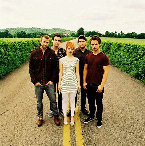 Paramore Band Members