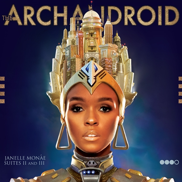 Janelle Monae:: ARCHAndroid – In Stores Now!